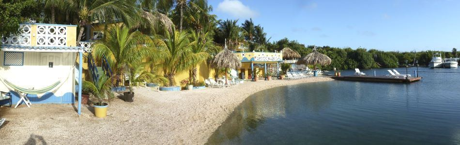 With a private beach  Curacao Apartments